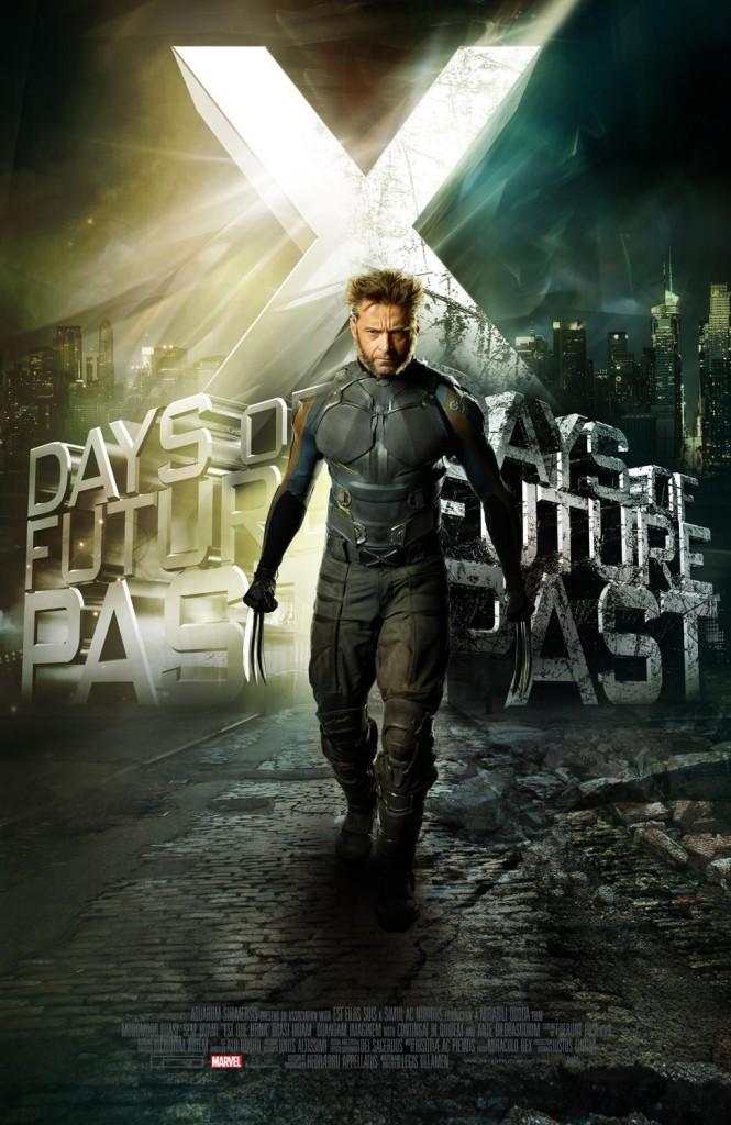 X-Men Zukunft ist Vergangenheit Poster 3