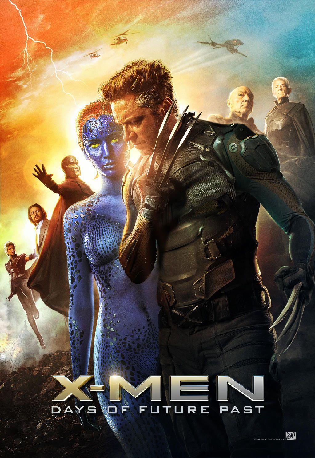X-Men Die Zukunft Ist Vergangenheit Stream