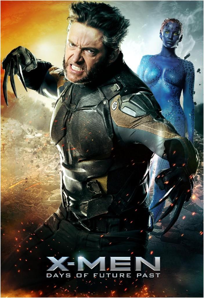 X-Men Zukunft ist Vergangenheit Poster 7