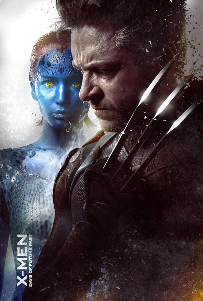 X-Men Zukunft ist Vergangenheit Poster 8