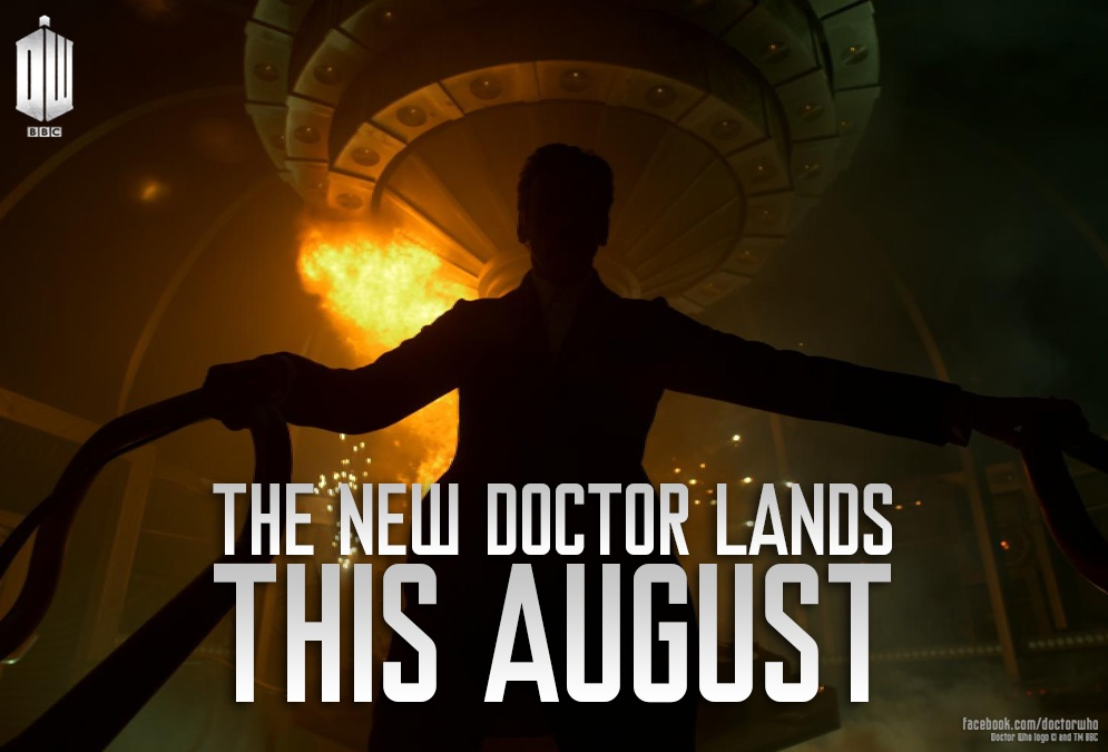 Doctor Who Series 8 Teaser