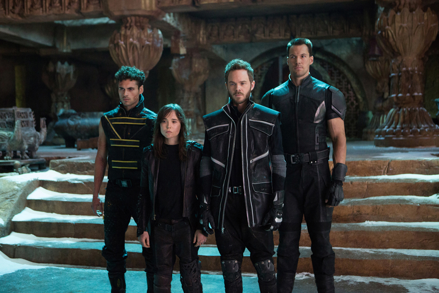 X-Men - Zukunft ist Vergangenheit (2014) Filmbild 1