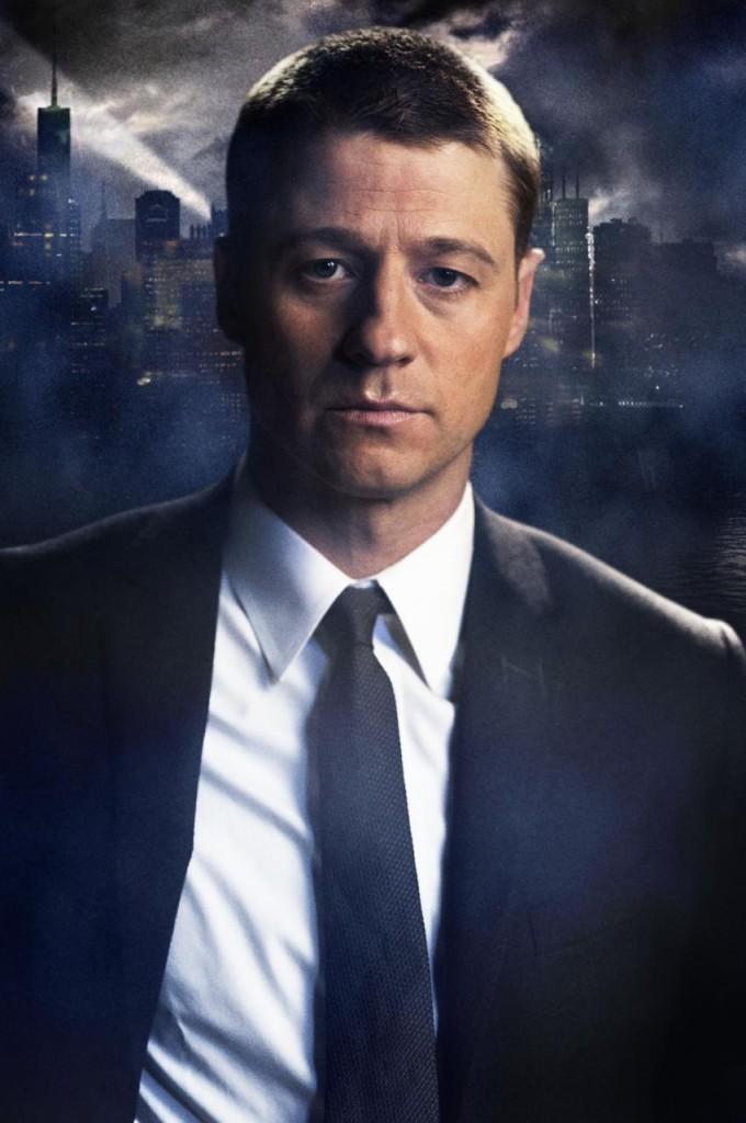 Gotham Cast - Jim Gordon