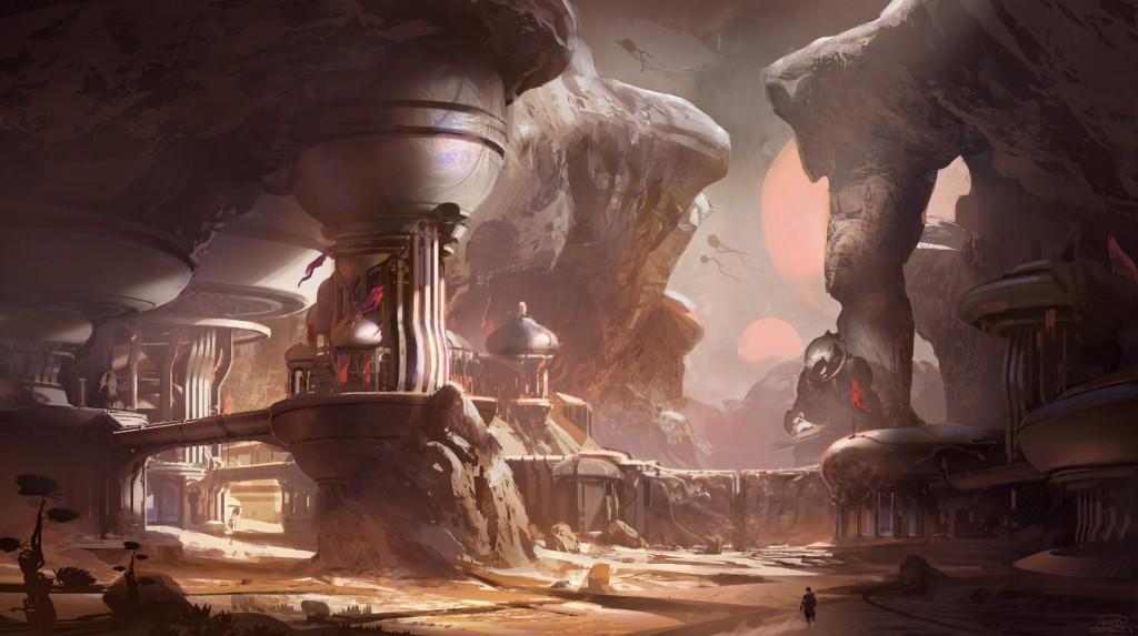 Halo 5 Concept Art