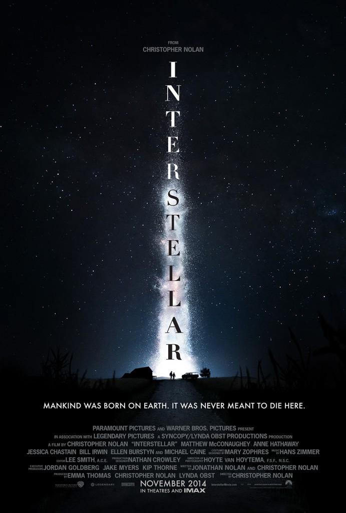 Interstellar Trailer & Poster
