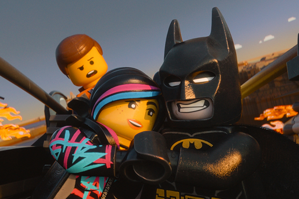 The Lego Movie (2014) Filmbild 2
