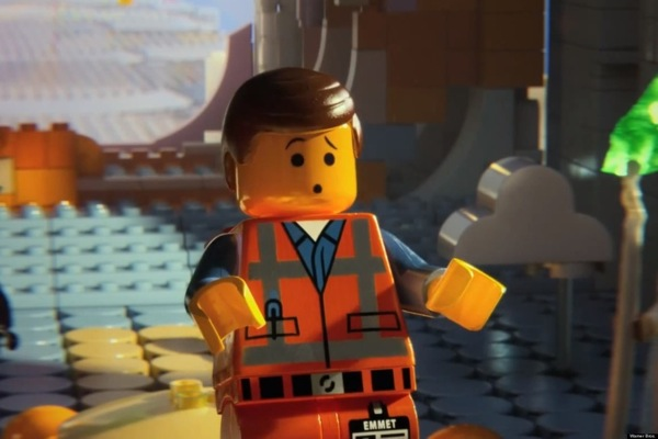 The Lego Movie (2014) Filmbild 3