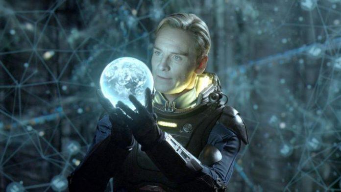 Prometheus 2 Drehort