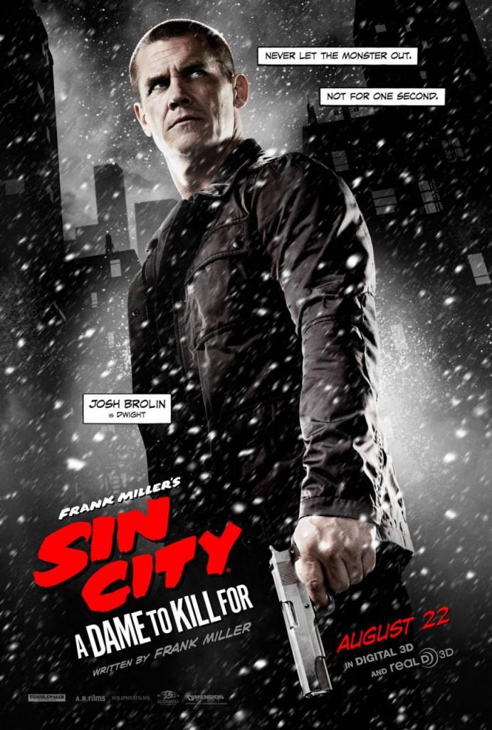 Sin City 2 Plakate Brolin