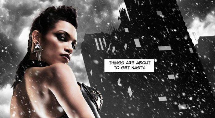 Sin City 2 Plakate