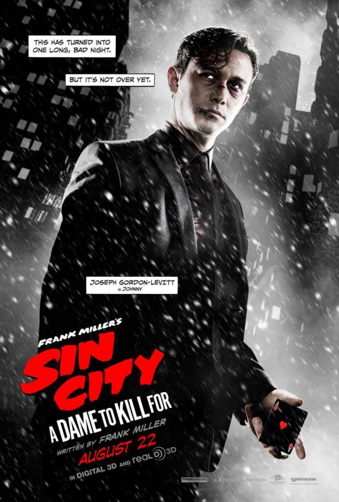 Sin City 2 Plakate Levitt
