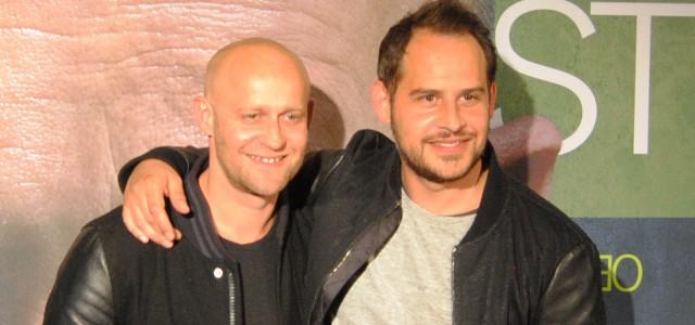 Stereo: Jürgen Vogel und Moritz Bleibtreu im Interview zum Thriller
