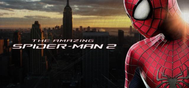 Box-Office Welt – The Amazing Spider-Man 2 übernimmt die Führung