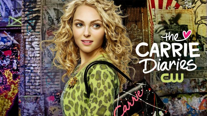 The Carrie Diaries Hart of Dixie