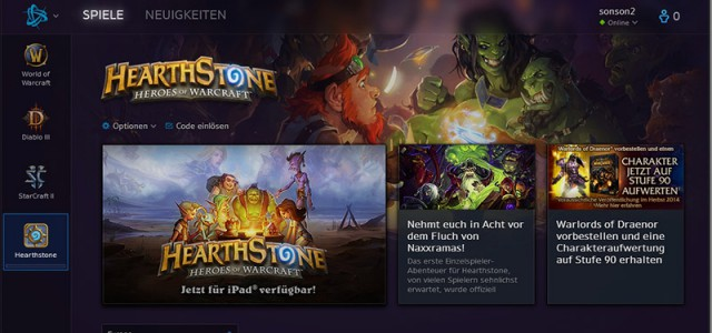 Hearthstone™: Heroes of Warcraft – Unser Test