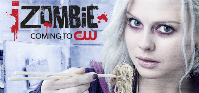 "Neues Poster zur TV-Serie ""iZombie"""