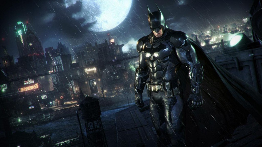 Batman Arkham Knight Screenshots