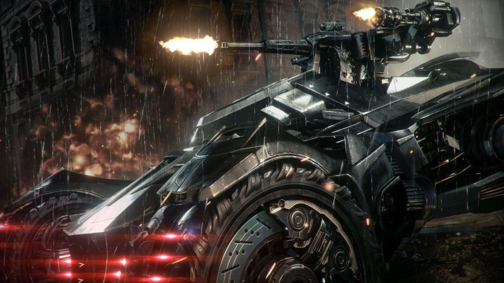 Batman Arkham Knight Screenshots 24