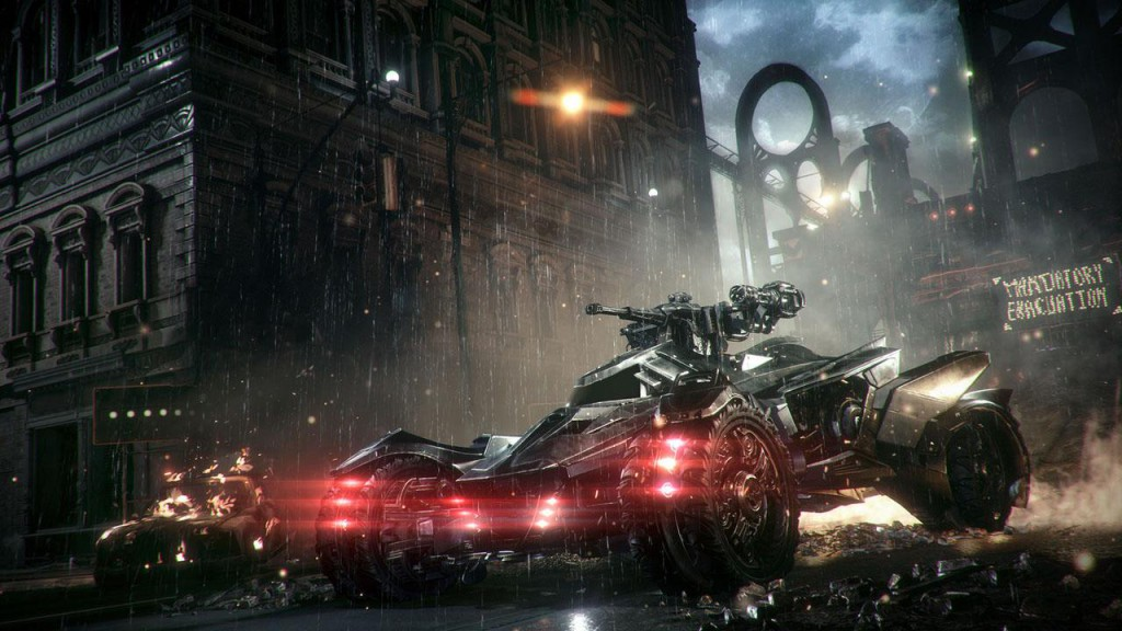 Batman Arkham Knight Screenshots 25
