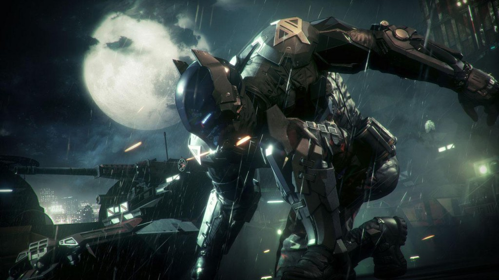 Batman Arkham Knight Screenshots 27