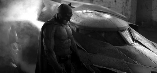 Ben Affleck auch als Regisseur und Co-Autor des nächsten Batman-Films!