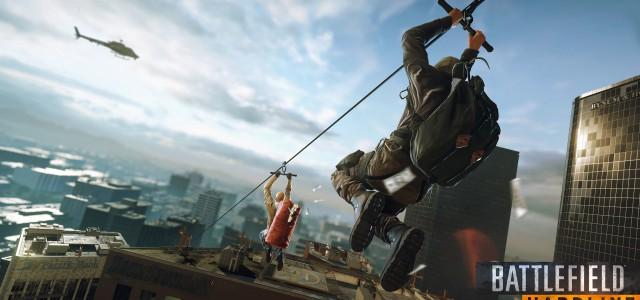 """""""Battlefield Hardline"""" – Neuer Trailer zeigt Singleplayer-Szenen"""
