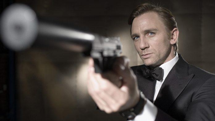 James Bond 24 Drehstart
