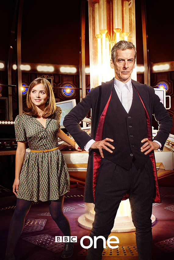 Doctor Who Staffel 8 Promo 2