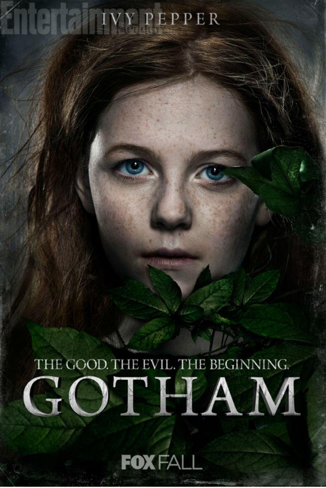 Gotham Charakterposter Ivy Pepper