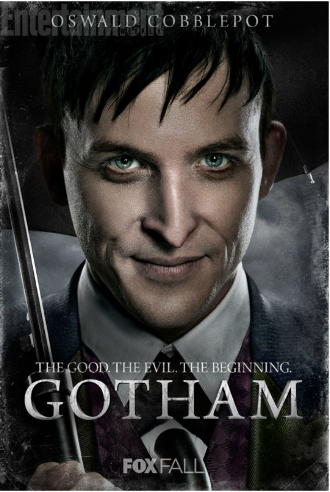 Gotham Charakterposter The Penguin