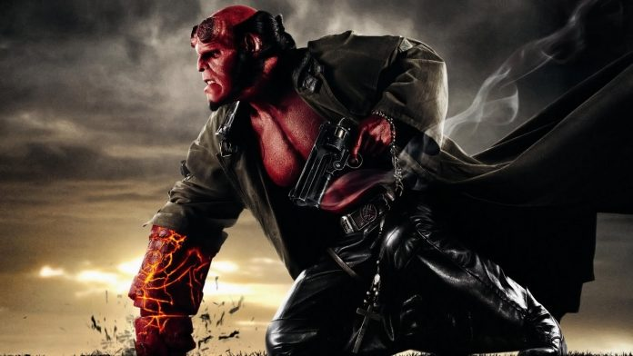 Hellboy III Ron Perlman