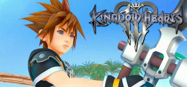 """Kingdom Hearts HD 2.5 ReMIX"" Trailer und ""Kingdom Hearts III""-Teaser"