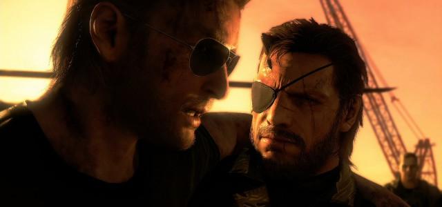 "Asche des Soldaten – ""Metal Gear Solid V: The Phantom Pain"" E3-Trailer"