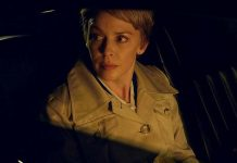 """Kylie Monogue in """"Holy Motors"""" (2012)"""