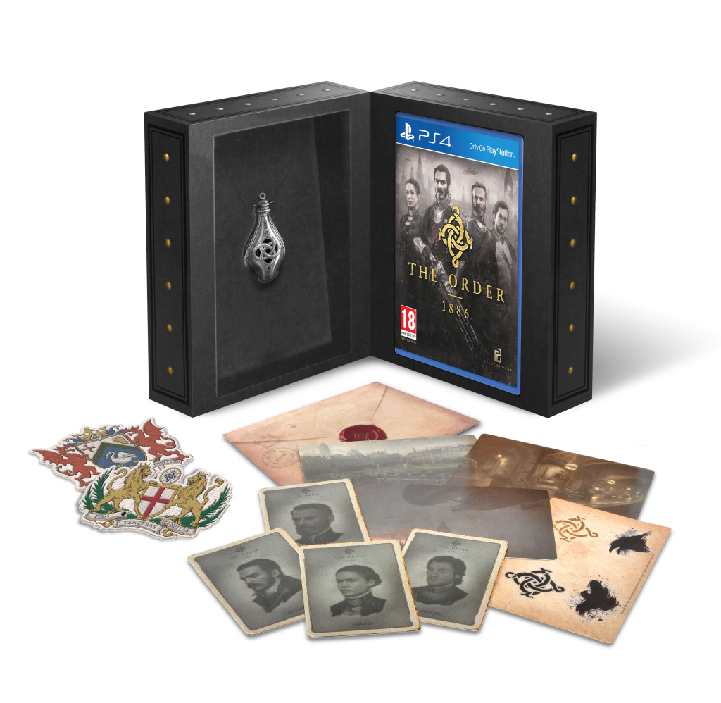 The Order 1886 Release 2