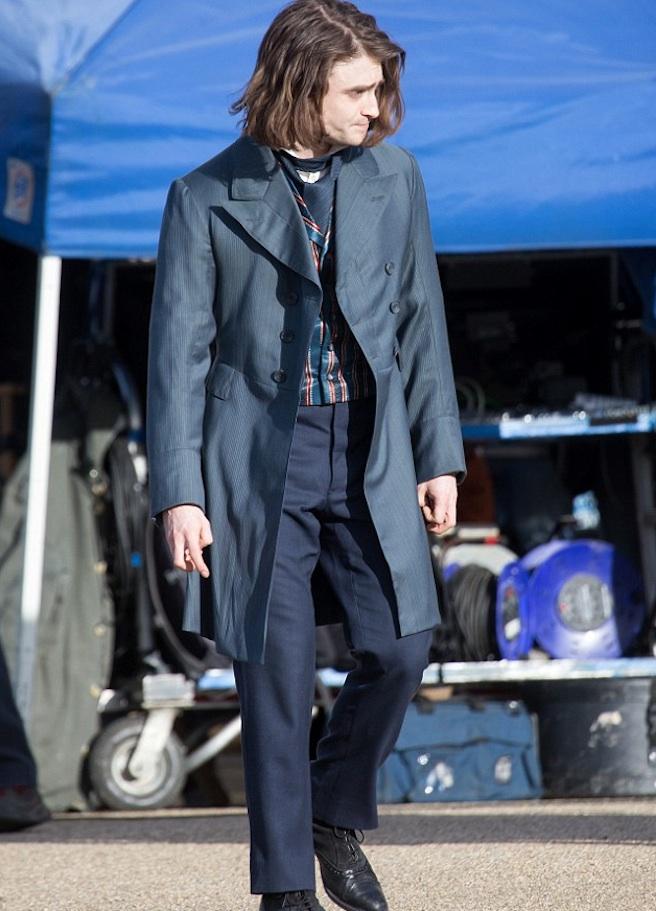 Daniel Radcliffe als Igor in Victor Frankenstein