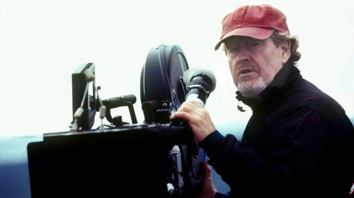 The Martian Ridley Scott