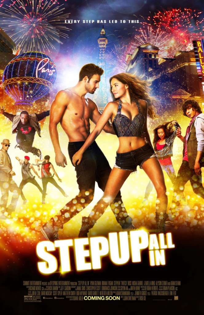 Step Up All In Trailer & Poster
