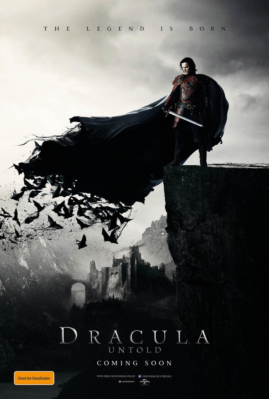 Dracula Untold Poster 2