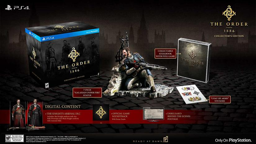 The Order 1886 Release 3