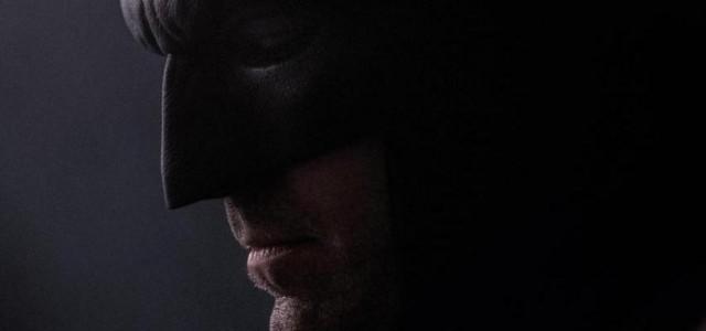 Neues Bild zeigt Ben Afflecks Batman im Profil