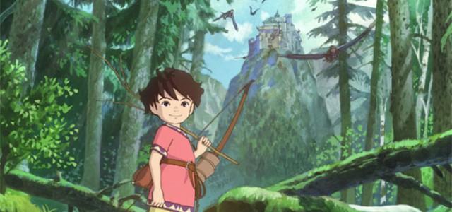 "Erster Teaser zu Studio Ghiblis ""Ronja Räubertochter""-Animeserie"