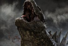 Godzilla 2 Monster