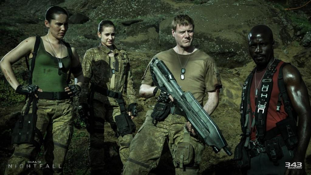 Halo Nightfall Bild 12