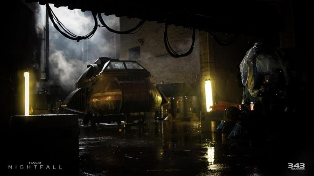 Halo Nightfall Bild 5