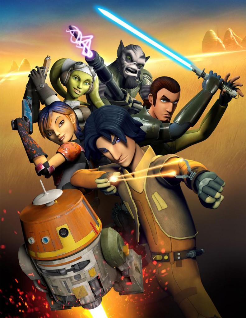 Star Wars Rebels Trailer 1