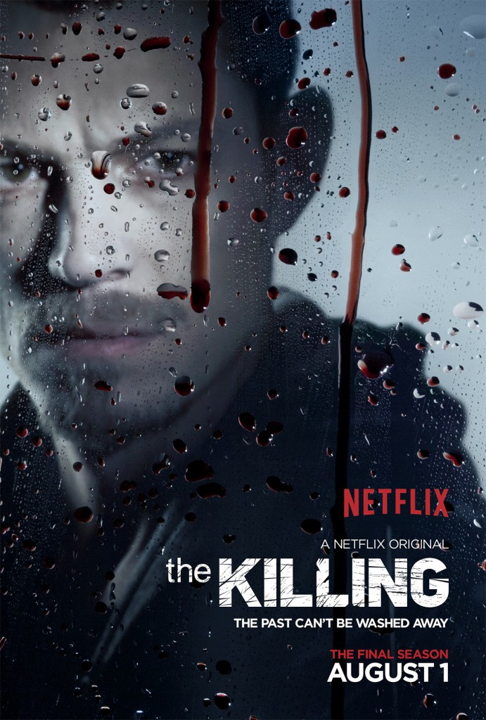 The Killing Season 4 Poster 1