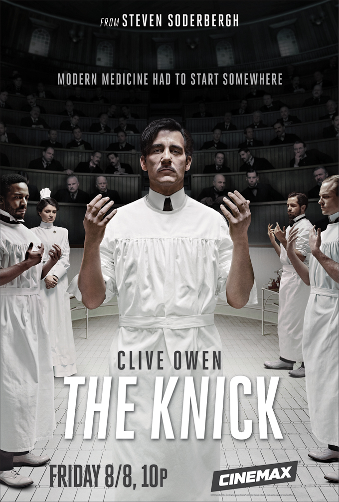 The Knick Poster 11