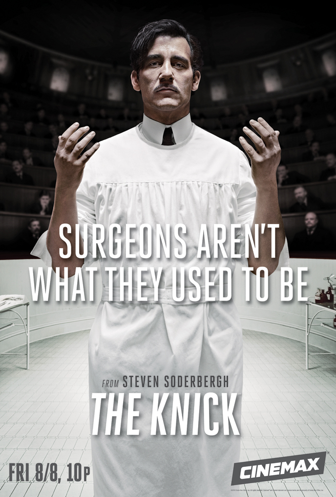 The Knick Poster 1