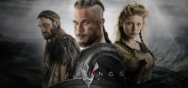 """Die Comic Con bringt uns auch den Trailer zur Staffel 3 von """"Vikings"""""""